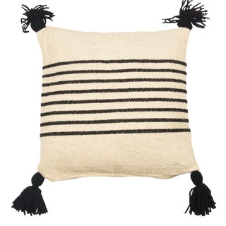 Delgado Striped Pillow