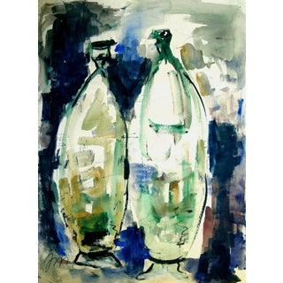 Bottles by Josephine Mahaffey