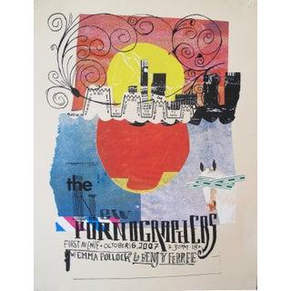 2007 Original American Concert Poster