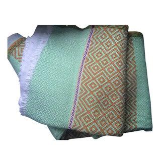 Chevron & Diamond Cotton Woven Fabric - 2 Yards