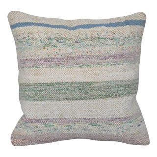 Turkish Handmade Kilim Pillow Cover