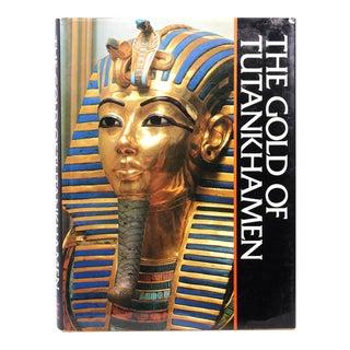 The Gold of Tutankhamen, First Edition Book