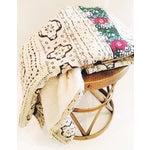 Image of Vintage Sari Blanket