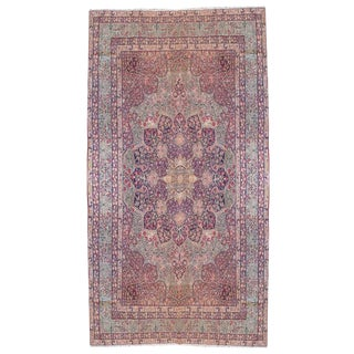 19th Century Persian Kermanshah Carpet