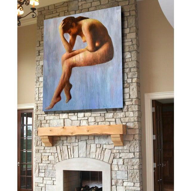'Duo Milia Annorum Seu Instar Puncti' Painting - Image 9 of 10