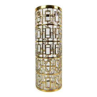 Imperial Glass 24k Gold Shoji Mixer