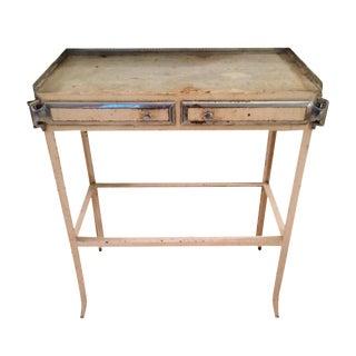 Antique French Dental Desk