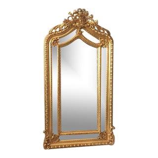 Baroque Style Heavy Floor Mirror