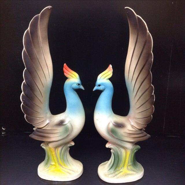 Mid-Century Birds of Paradise - Image 2 of 4