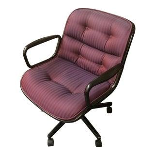 Charles Pollock & Knoll Chair