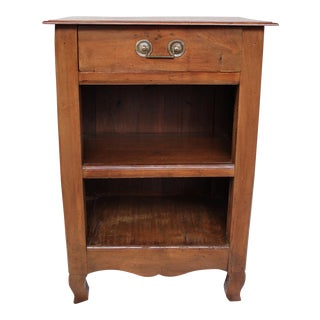 Country French Walnut Commode