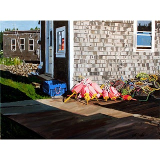 New England Still-Life Giclee Print