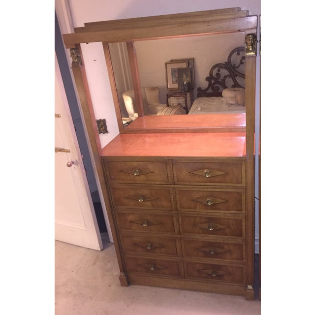 Hollywood Regency Style Dresser by Grosfeld House - Image 2 of 10