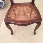 Image of French Cane Dining Chairs - Set of 4