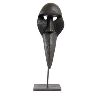 Passport Mask on Stand
