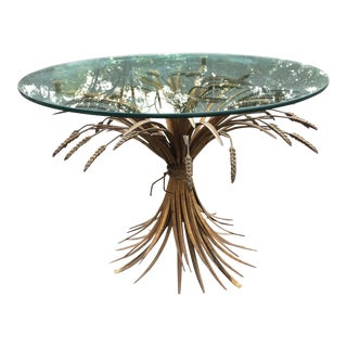 Vintage Italian What Sheaf Table