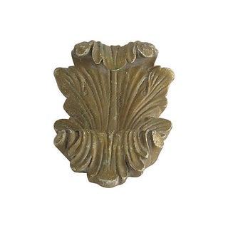 Rococo Decorative Gilded Swath