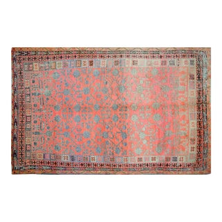 Antique Khotan Rug - 4'8″ x 7'10""