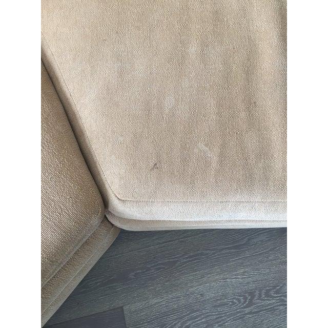 Kroll Furniture Custom Sofa Sectional - Image 7 of 10