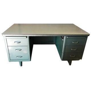 Steelcase Mid-Century Tanker Desk