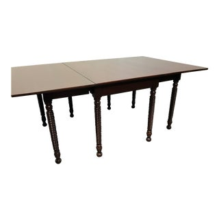 Willett Cherrywood Gate Leg Drop Leaf Dining Table
