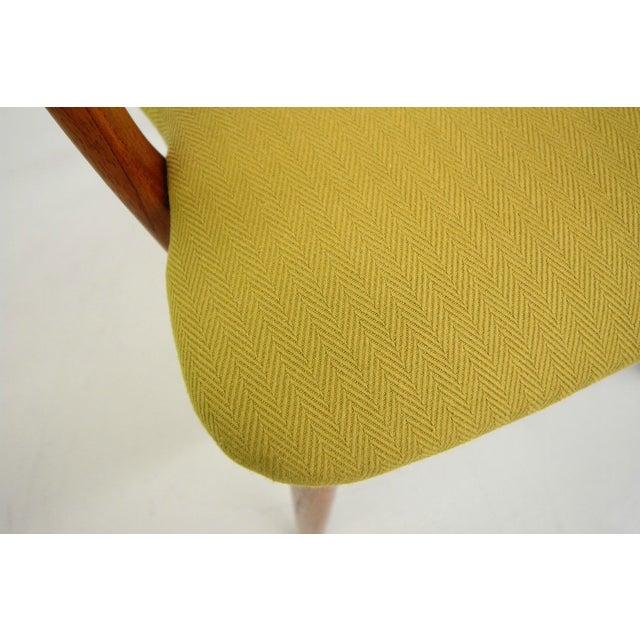 Danish Teak Koefoed Hornslet Dining Chairs -Set 6 - Image 8 of 8