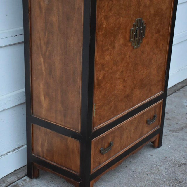 Century Furniture Chin Hua Collection Armoire - Image 10 of 11