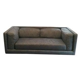CB2 Bolla Carbon Sofa