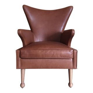 SABIN Mulholland Wingback Chair