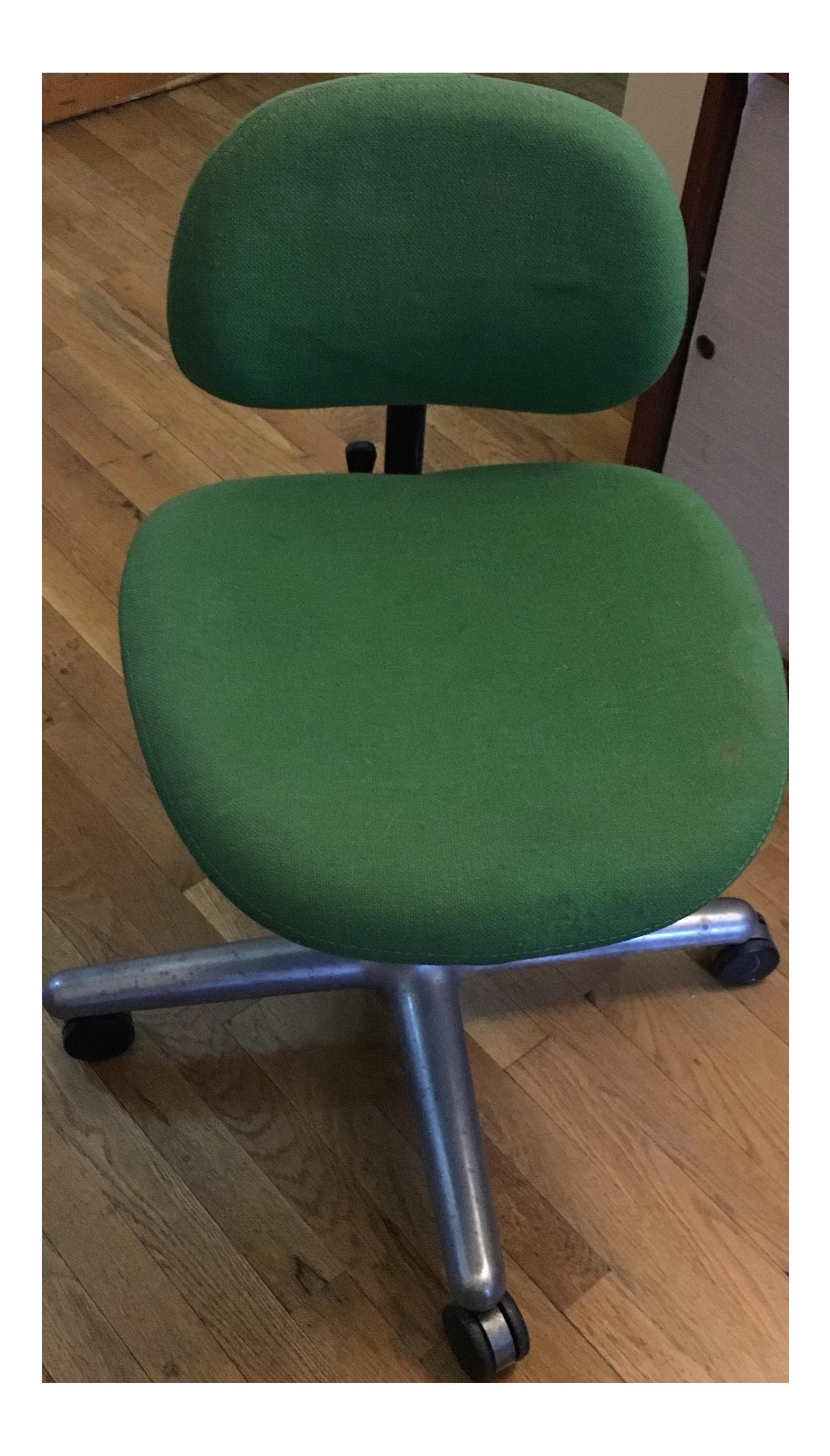 Vintage 1970s Herman Miller Office Chair