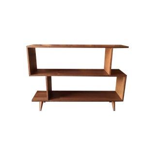 Mid-Century Style Shelf