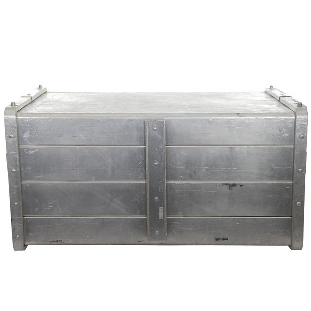 Vintage Seco Aluminum Food Service Storage Bin - Image 2 of 5