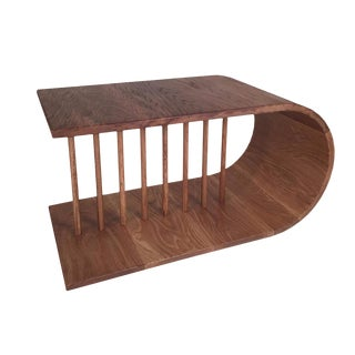 Peg Woodworking Euclid Coffee Table