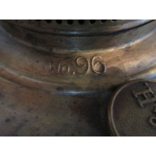 Antique B & H Railroad Corporation Train Lamp - Image 6 of 11