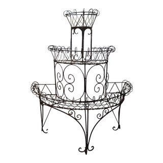 Victorian English Plant Stands