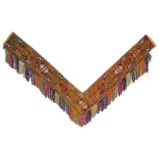 Old Uzbek Lakai Saye - Gosha Silk Embroidery