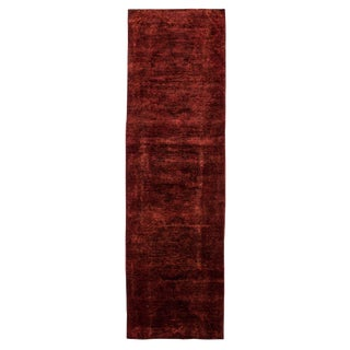 """Vibrance Hand Knotted Runner - 3'1"""" X 19'0"""""""