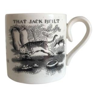 Burleigh English Ironstone Mug