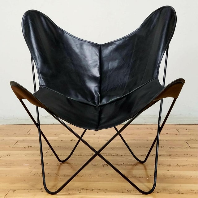 Hardoy Mid-Century Butterfly Chair - Image 2 of 4