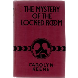 """The Mystery of the Locked Room"" 1938 Book"