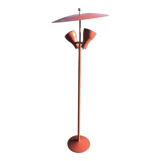 Gerald Thurston for Lightolier Floor Lamp