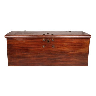 1930s European Designer Trunk