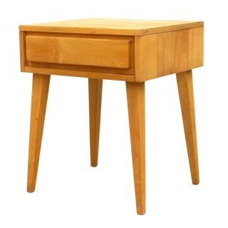 Russel Wright Conant Ball Mid-Century Side Table