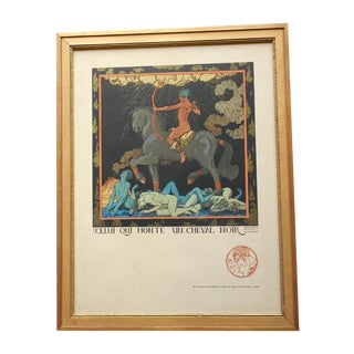 Limited Edition Print by Barbier