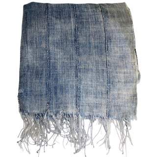 Vintage Mossi Indigo Textile