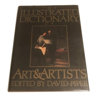 """The Illustrated Dictionary of Art & Artists"" Book"