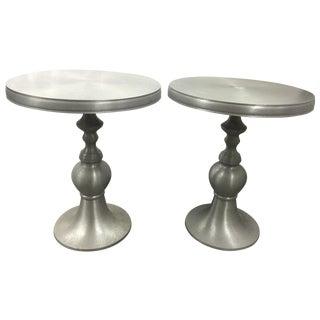 Designer Side Tables / Patio Table Set