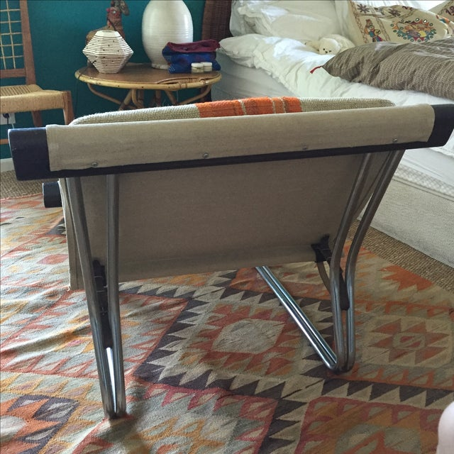1970 Danish Modern Lounge Chair - Image 5 of 11