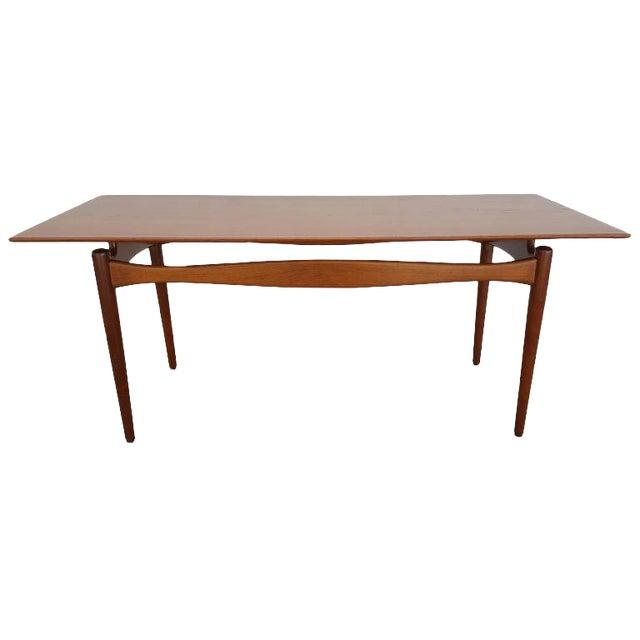 Finn Juhl Teak Coffee Table - Image 1 of 8