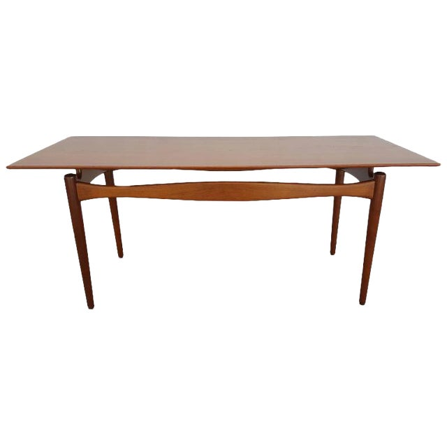 Image of Finn Juhl Teak Coffee Table